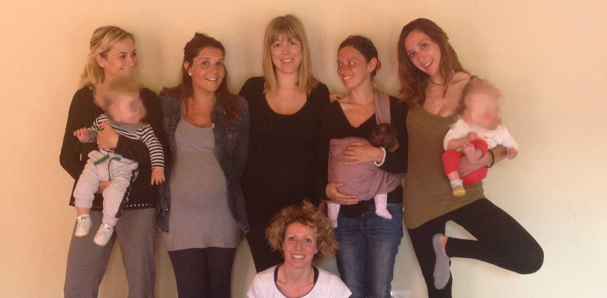 Yoga In Gravidanza, Silvia Tagliagambe