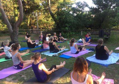 Yoga-al-parco