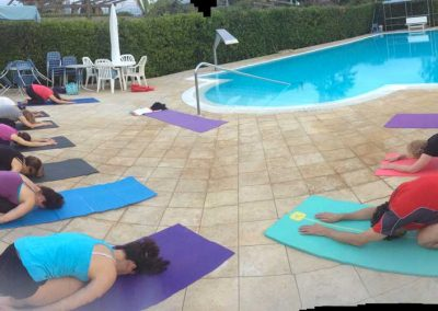 Yoga mare