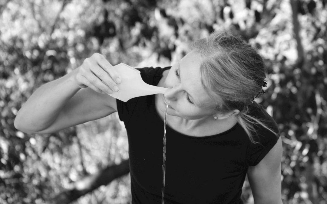 JALA NETI, pulizia delle fosse nasali