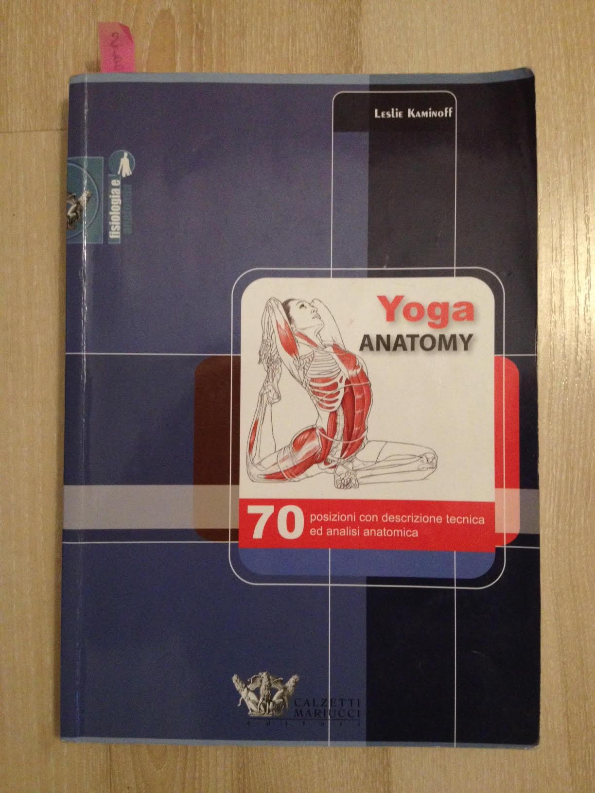 anatomia dello yoga - Quieta Mente Yoga