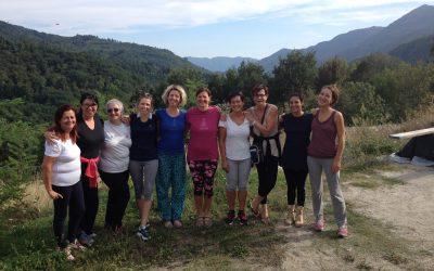 Seminario Yoga 'Il Cambiamento', Liguria 7-9 settembre