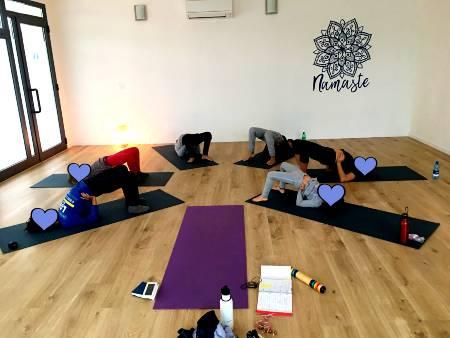 Corso Yoga per Bambini a Massa Carrara - Quietamente.eu