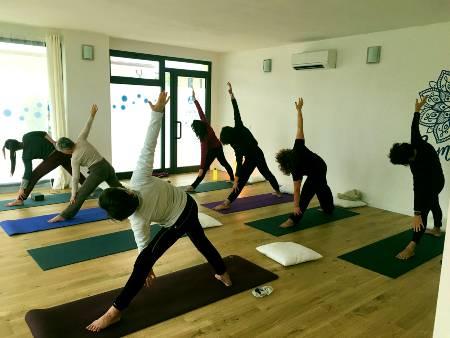 Hatha yoga adulti - Massa Carrara - Quietamente