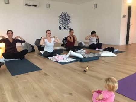 corso yoga post parto - Massa Carrara - Quietamente.eu